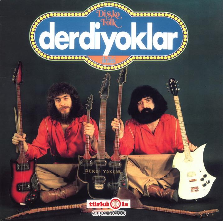 Derdiyoklar İkilisi – Disko Folk