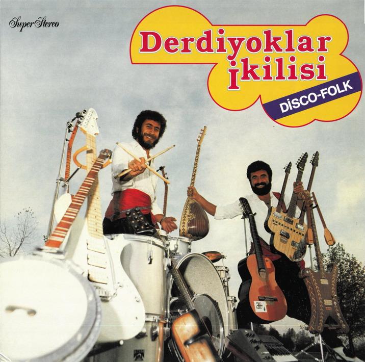 Derdiyoklar İkilisi – Disco-Folk