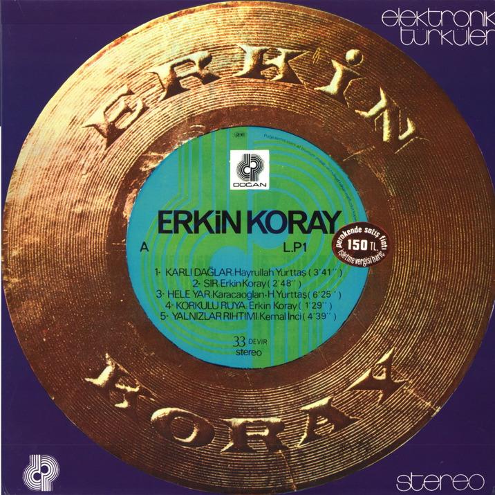 Erkin Koray – Elektronik Türküler