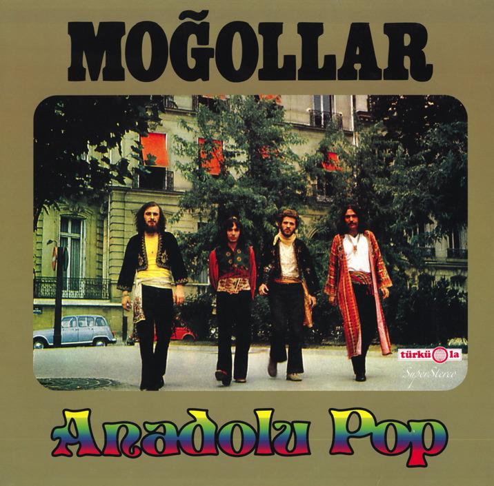 Moğollar - Anadolu Pop