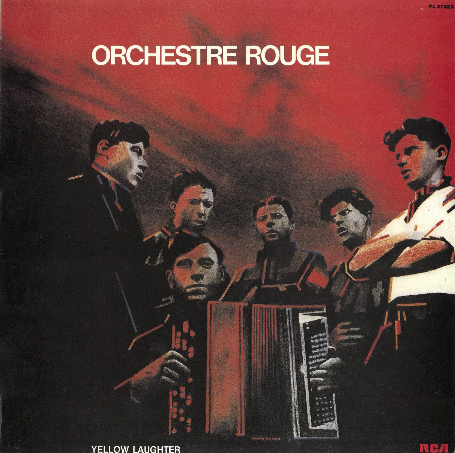 1980 - Orchestre Rouge