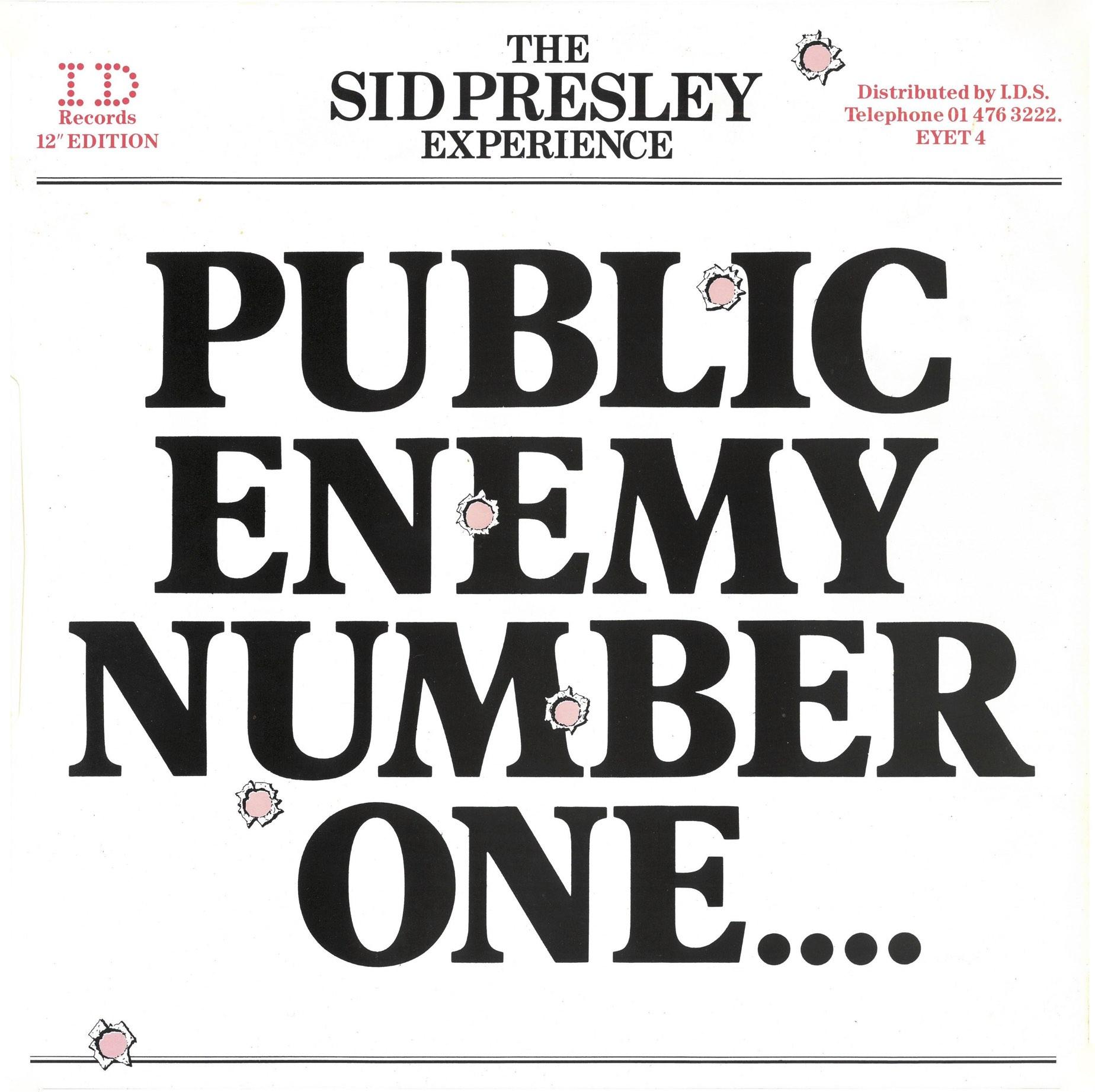 1983_Sid_Presley_Experience