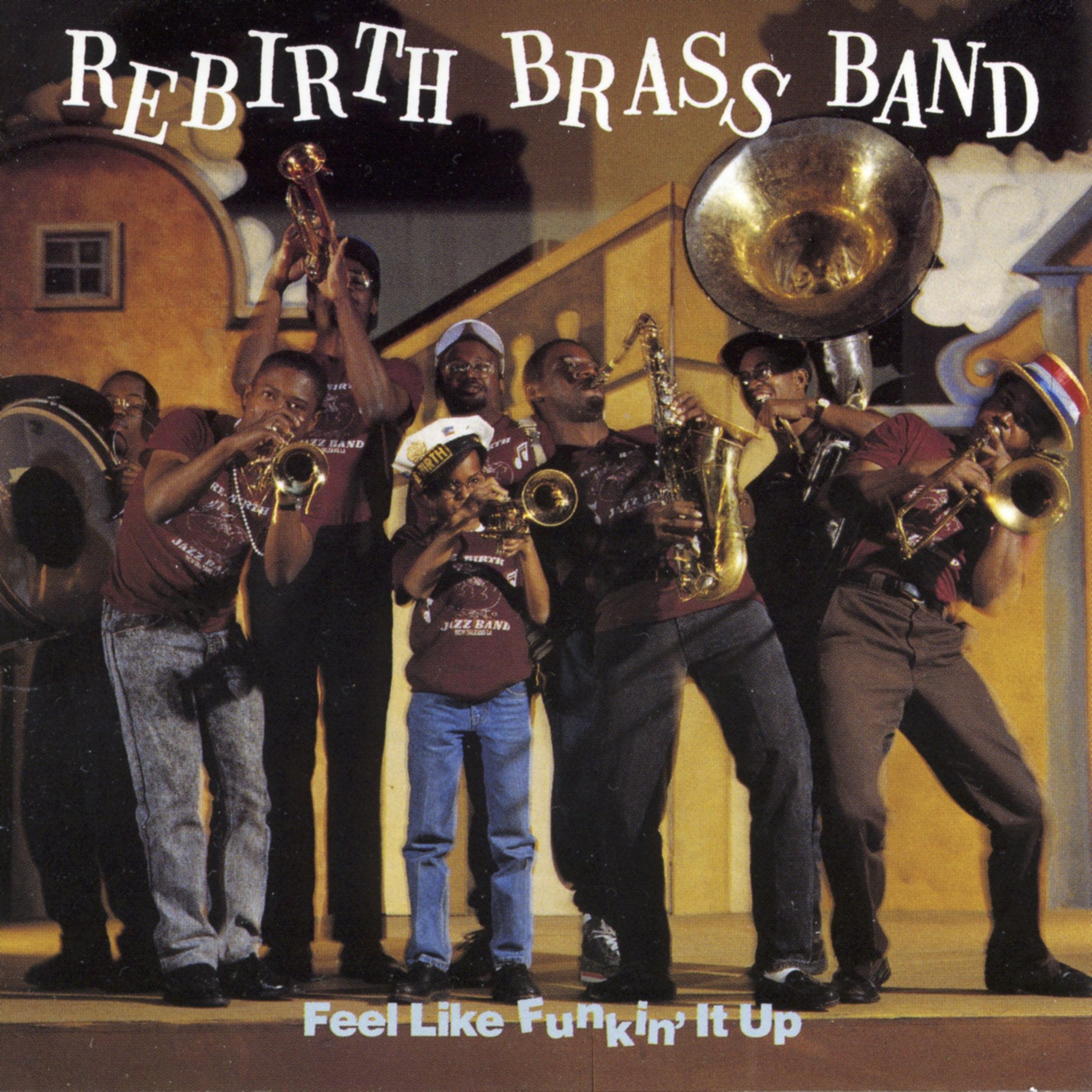 1990_Rebirth_Brass Band