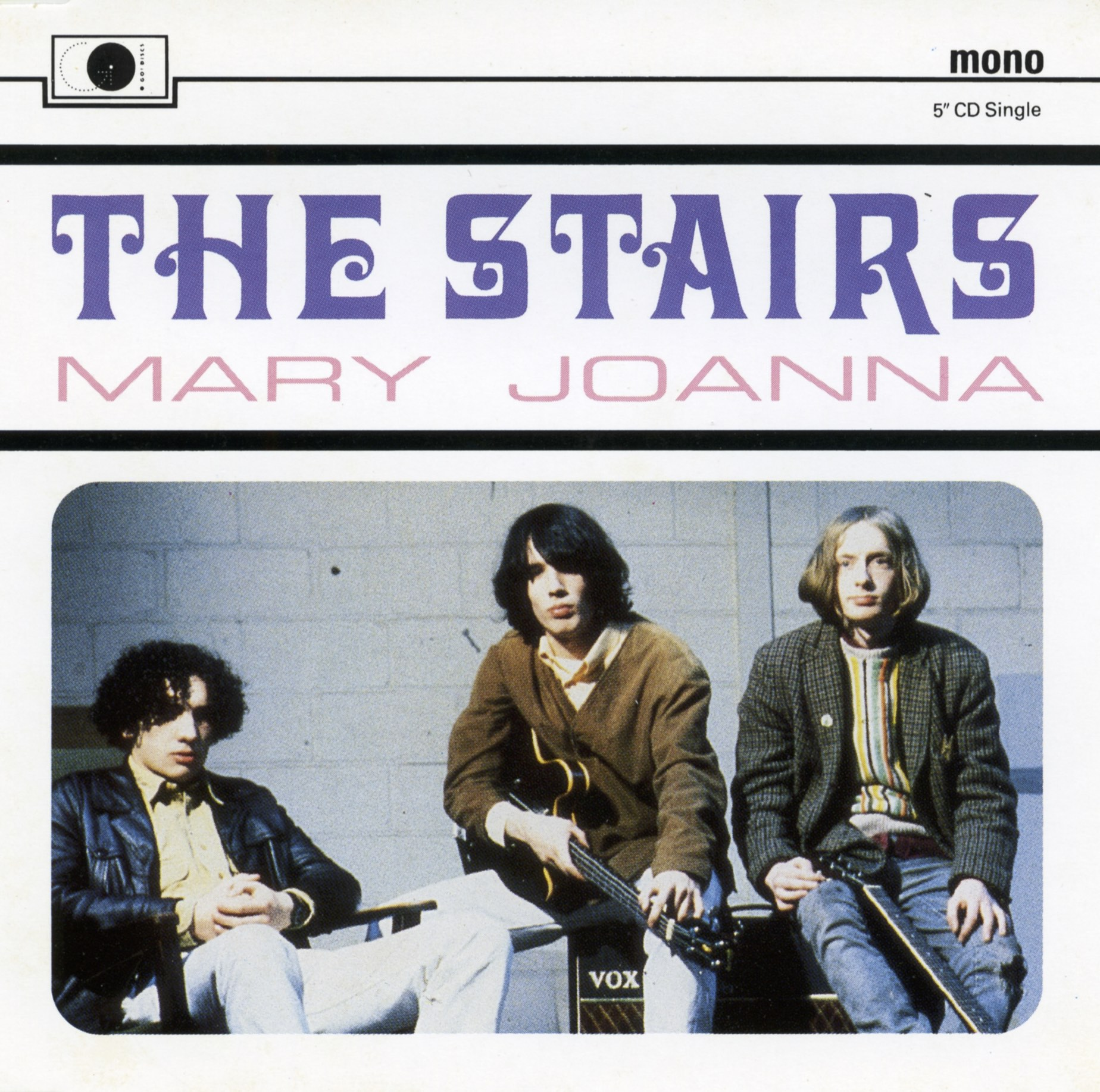 1992 - The Stairs