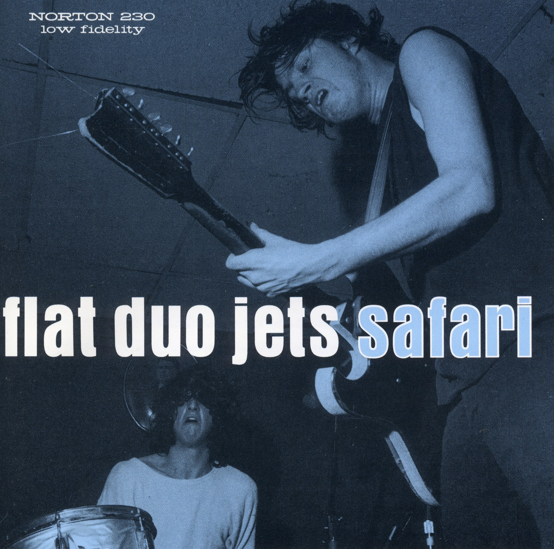1993 - Flat Duo Jets
