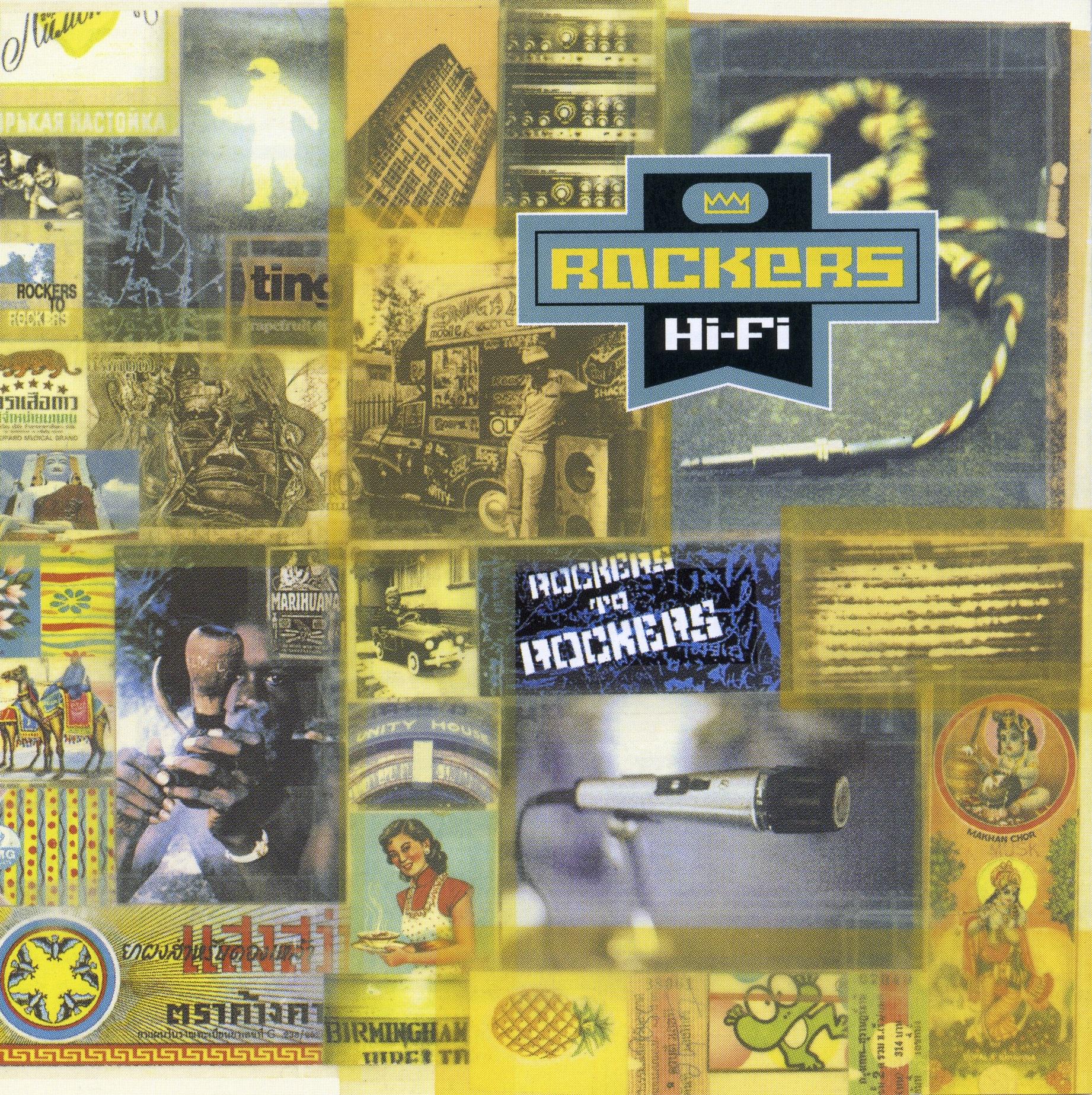 1995 - Rockers Hi-Fi