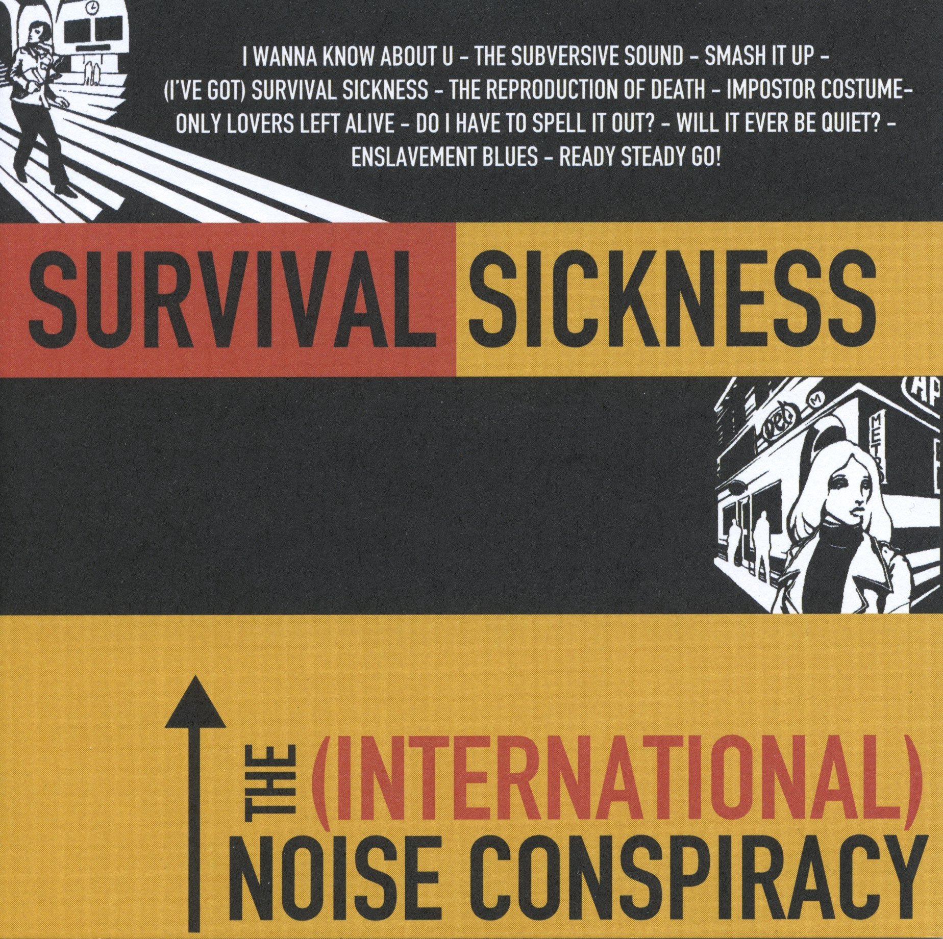 2000 - The (International) Noise Conspiracy