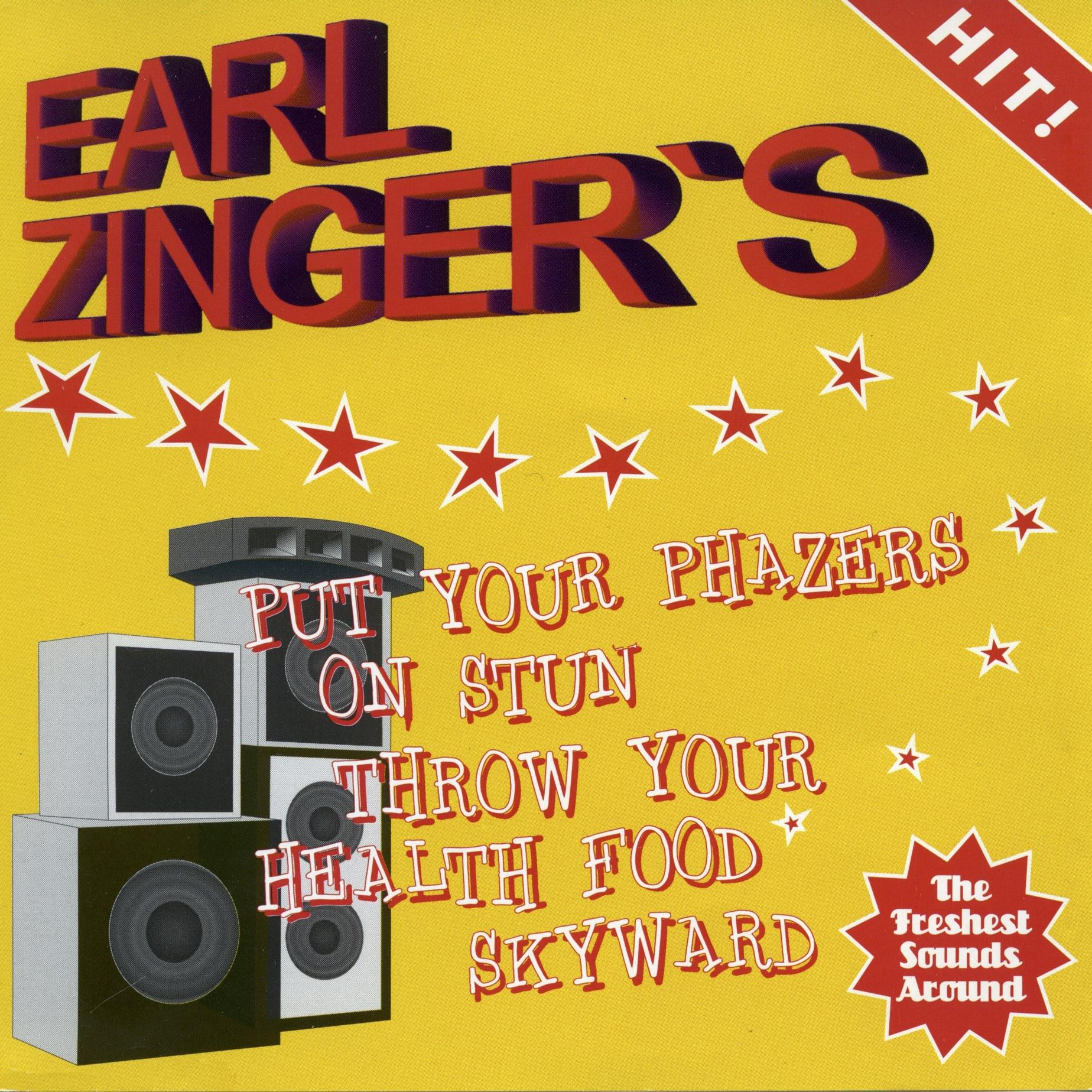 2002 - Earl Zingers