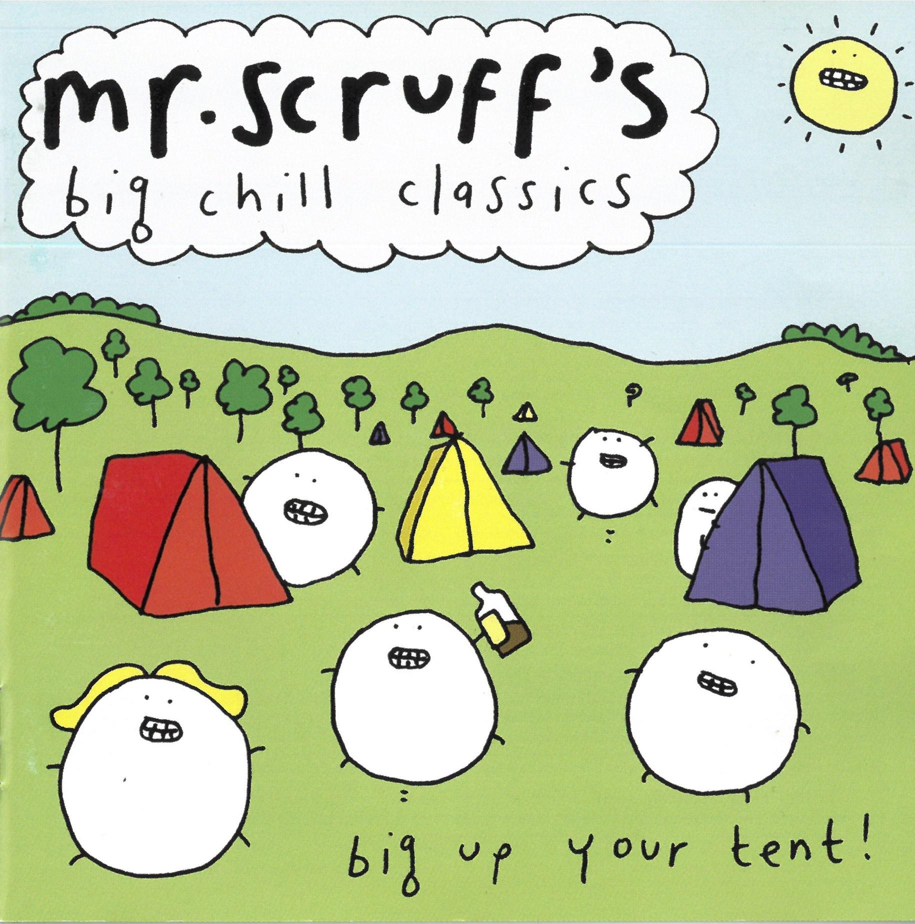 2002 - Mr Scruff