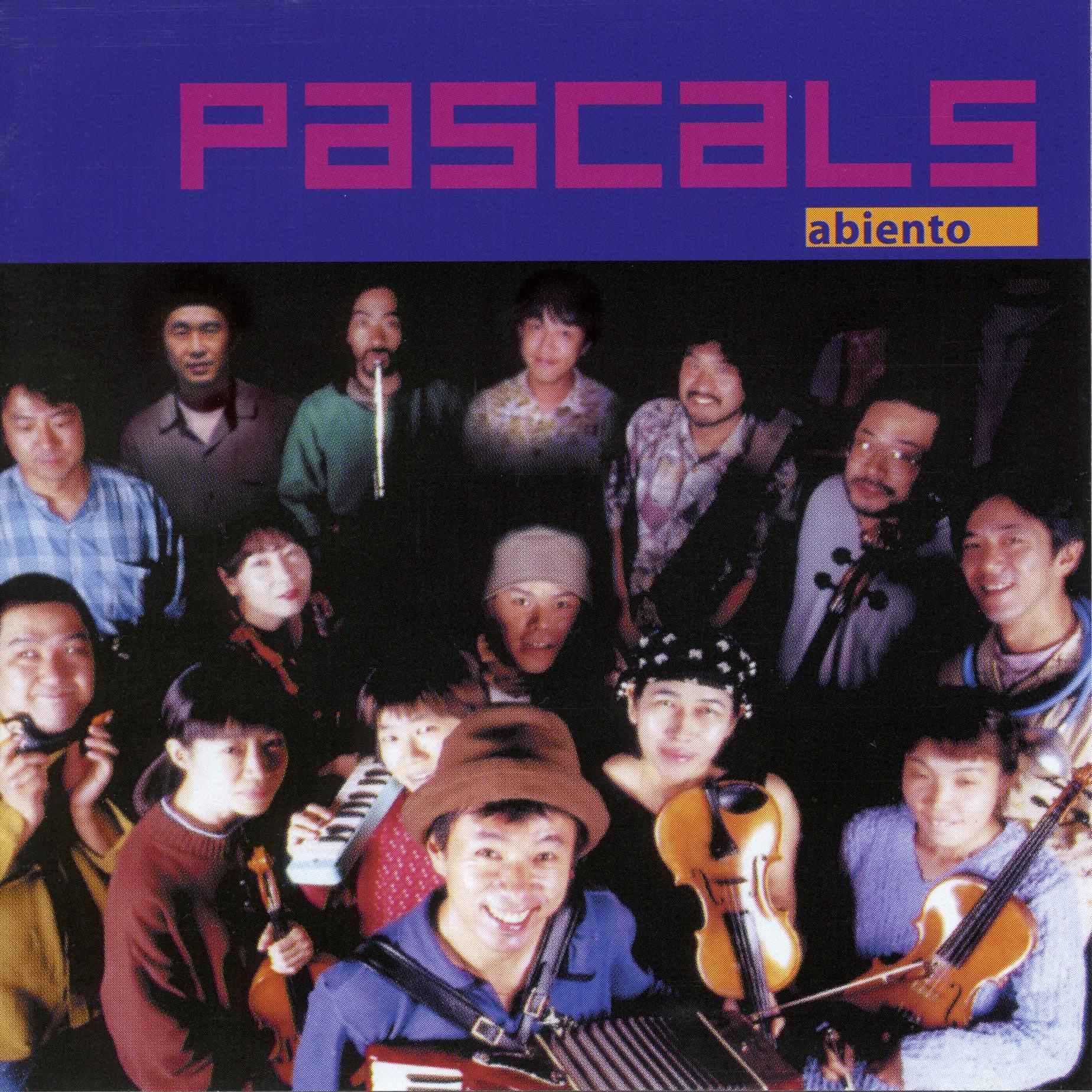 2003 - Pascals