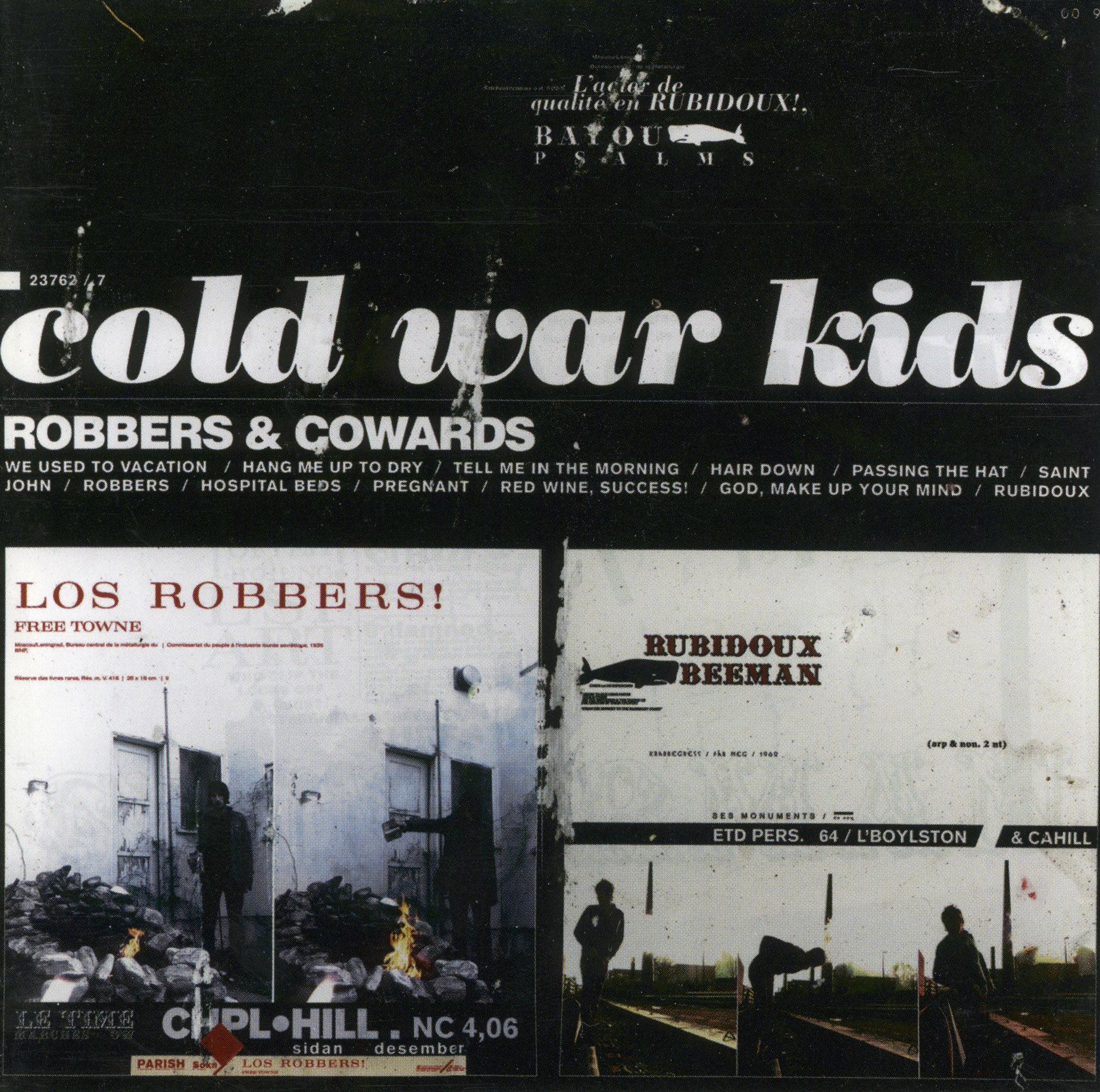 2006 - Cold War Kids