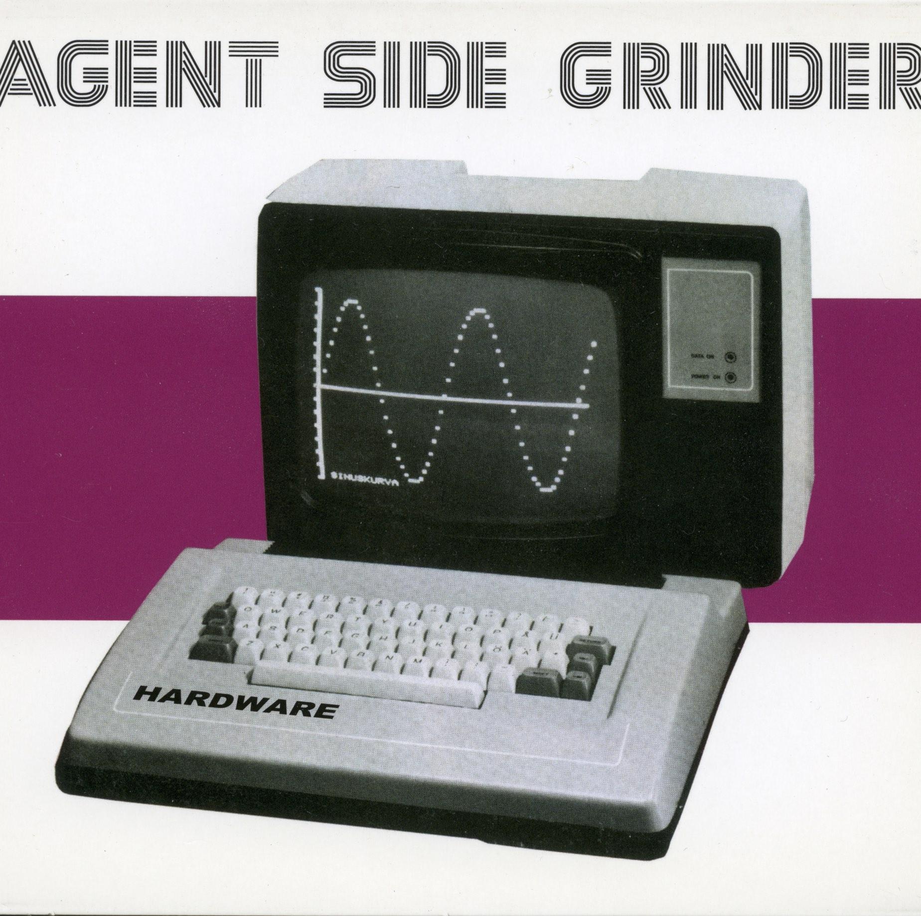 2012 - Agent Side Grinder