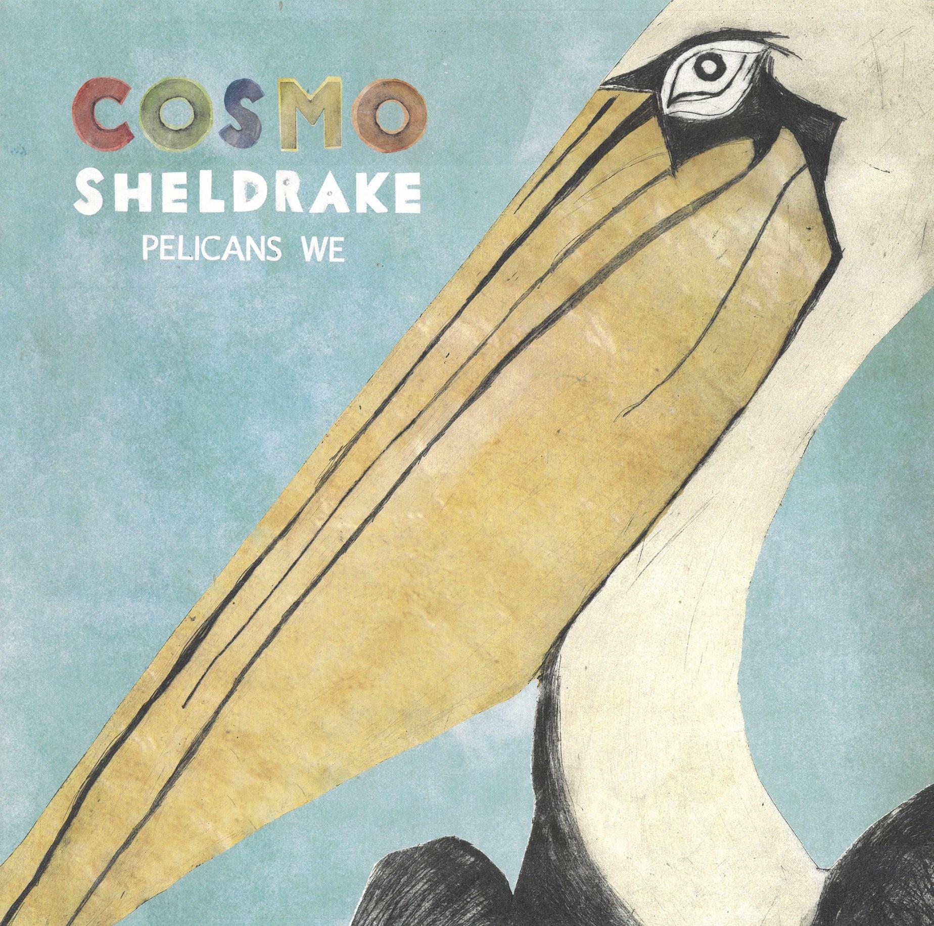 2014 - Cosmo Sheldrake