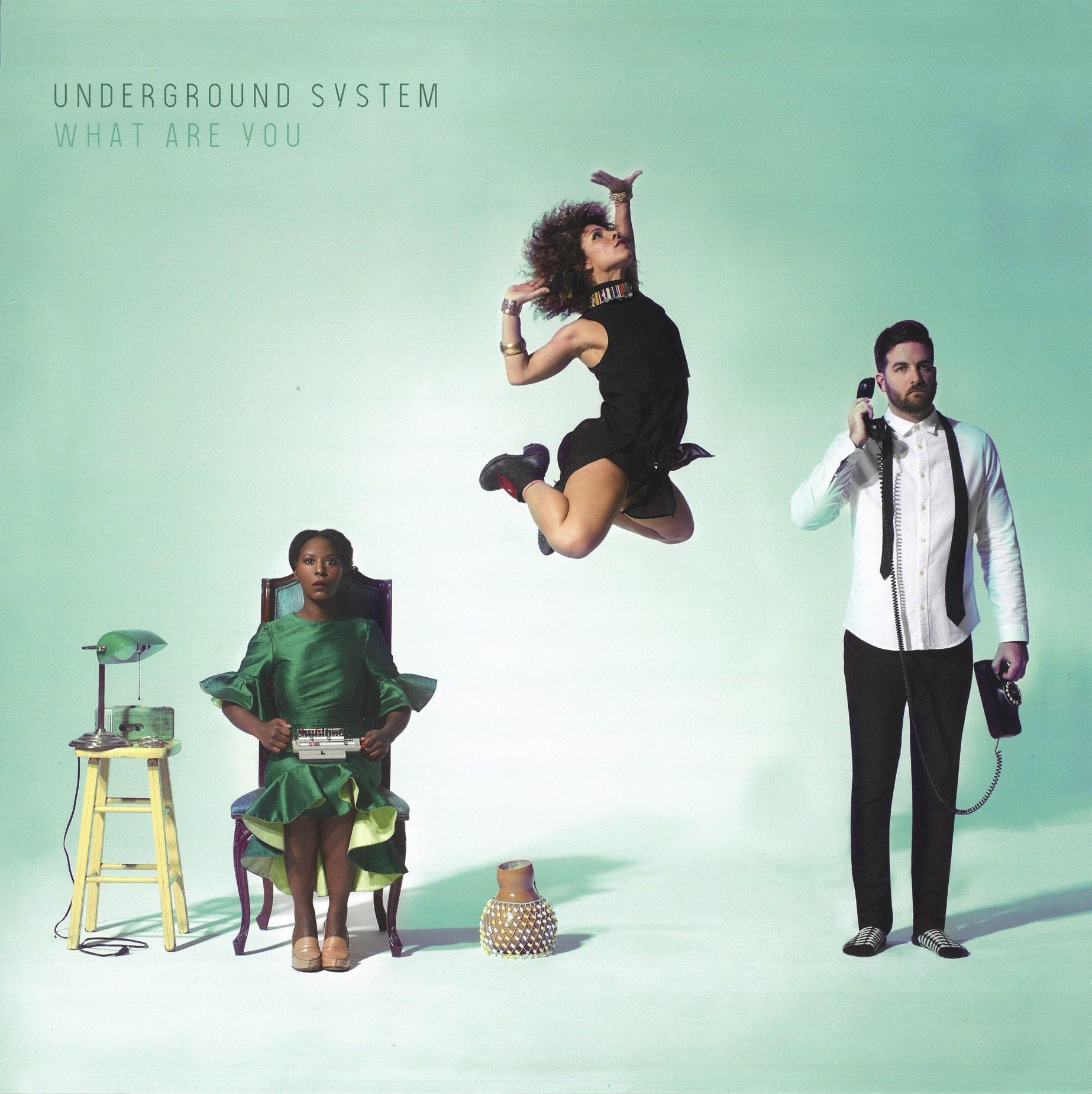 2018 - Underground System