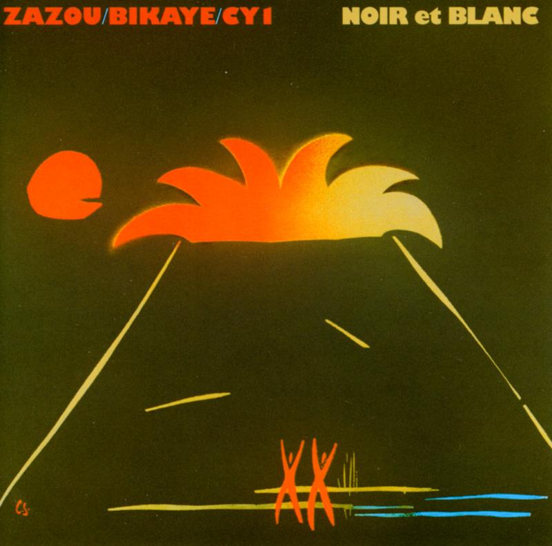 Zazou Bikaye - Noir Et Blanc (1983)