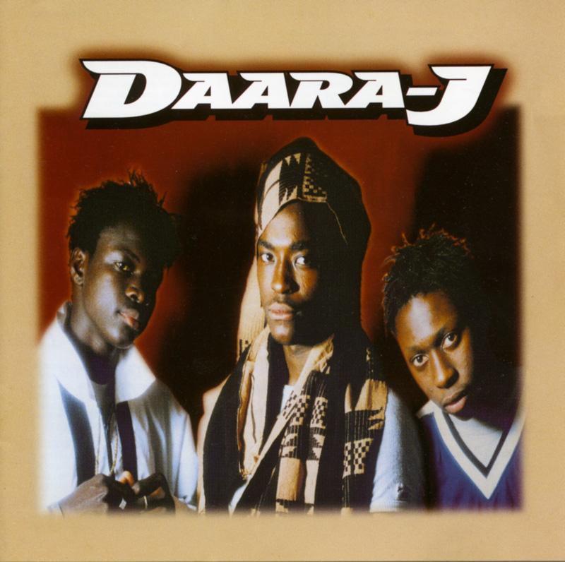 Daara J - Daara J (1997)