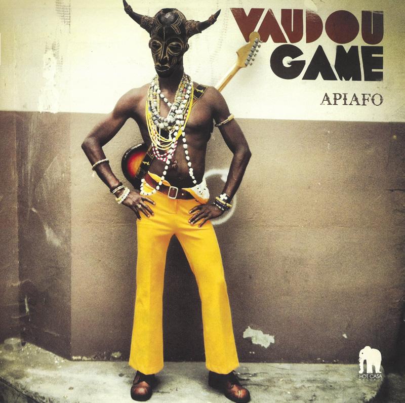 Vaudou Game - Apiafo (2014)