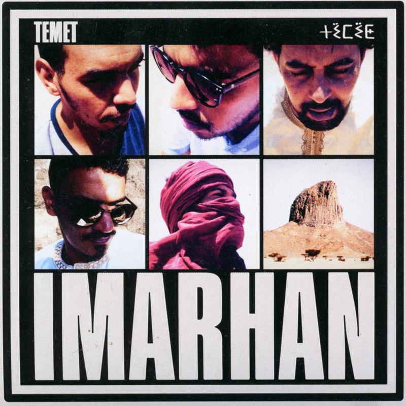 Imarhan - Temet (2018)