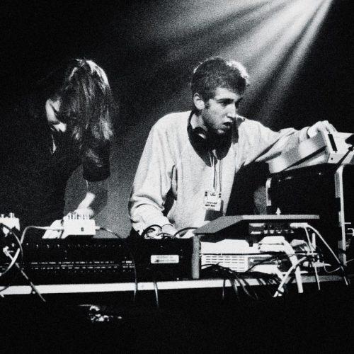 Le duo daft punk joue sans masque aux Trans Musicales 1995
