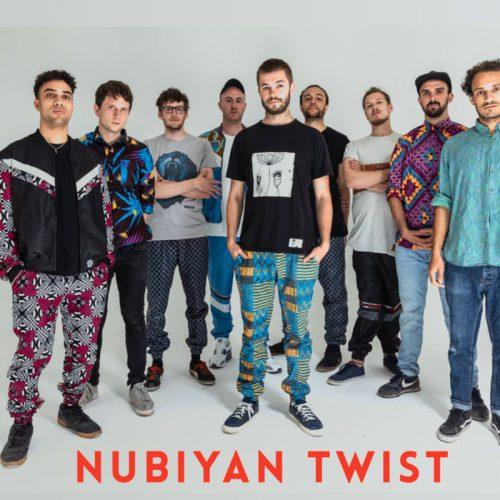 photo du groupe Nubyan Twist